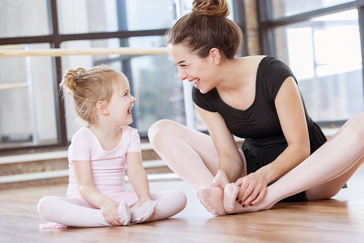 Benefits of dance classes for children